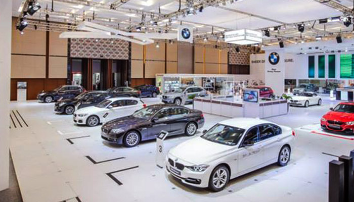 BMW Group Pavilion