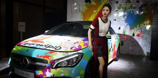 Mercedes-Benz CLA 200 AMG Line berdesain #growupid