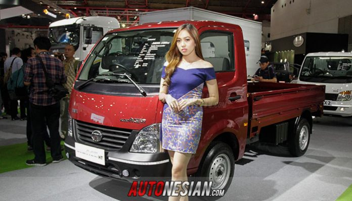 TATA Super Ace High Torque (HT) di IIMS 2017