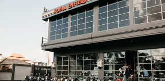 Dealer Royal Enfield Bali di Jalan Sunset Road, Kuta-Badung