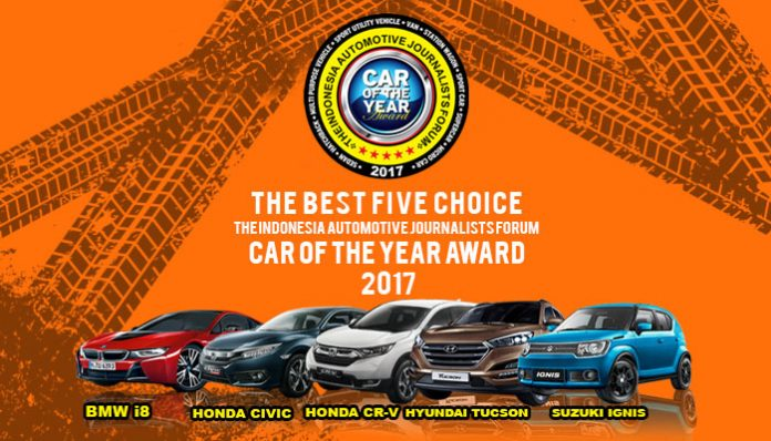 Lima Finalis FORWOT Car of The Year Award 2017