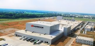 Hankook Tire Tennessee Plant