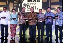 Indonesia Road Safety Award 2017