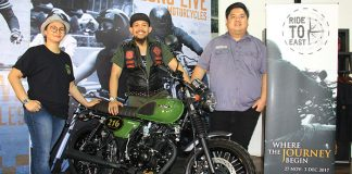 "Cleveland Cyclewerks Gelar Program ""Ride to East: Where the Journey Begin"""