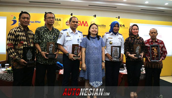 Sharing Session Indonesia Road Safety Award 2017