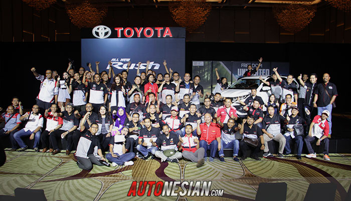 All New Toyota Rush