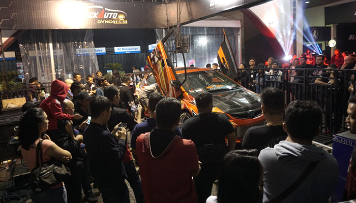 Final Blackauto Battle Bandung 2017