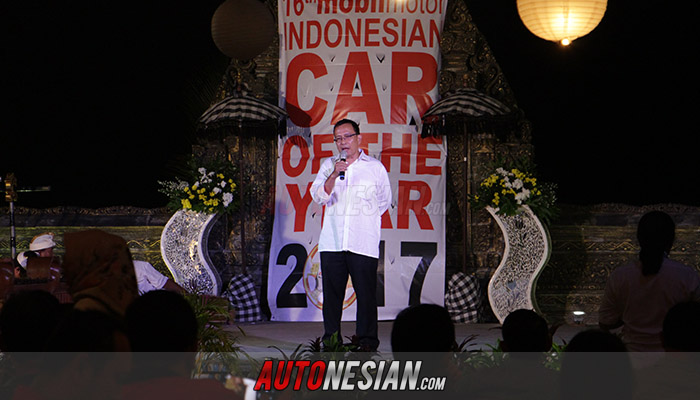 mobilmotor Indonesian Car of The Year