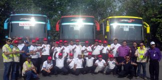 Shell Defensive & Responsible Driving Training for Bus Driver