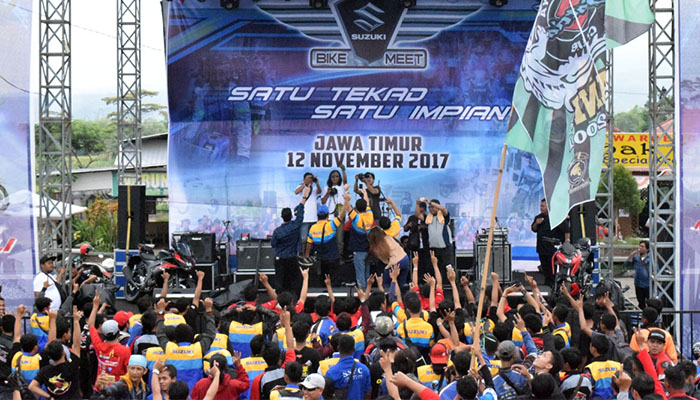 Suzuki Bike Meet Malang