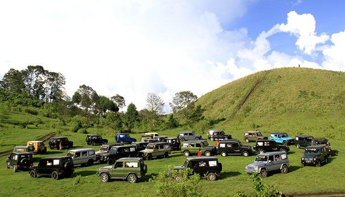 Mercedes Jip Indonesia