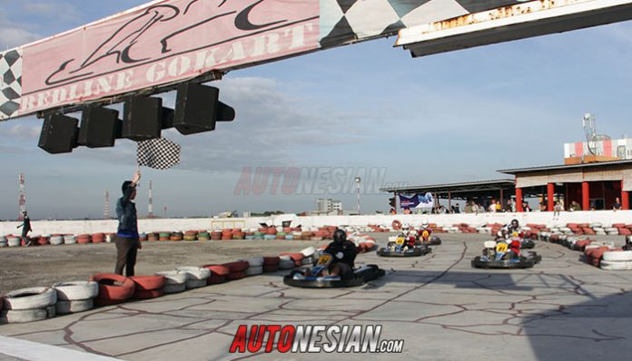 W124 MBCI Chapter Jakarta Fun Gokart Competition