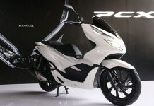 All New Honda PCX 150cc