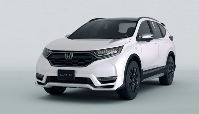 Honda CR-V Custom