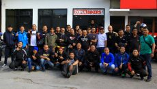 Touring Forwot XV 2017