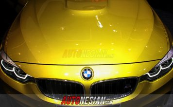 New BMW M4 Coupe
