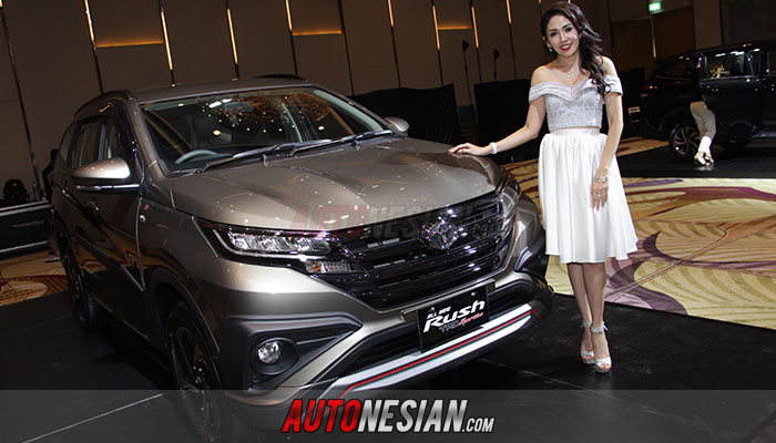 All New Toyota Rush TRD Sportivo
