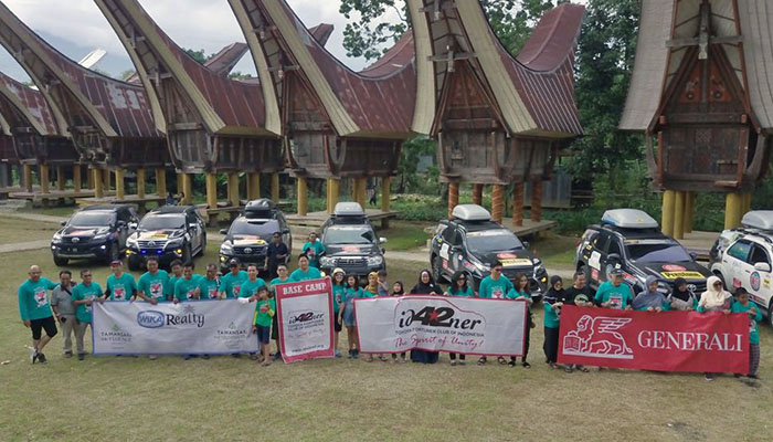 Toyota Fortuner Club of Indonesia