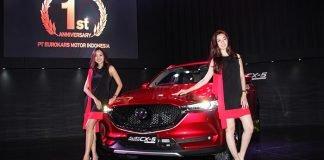 All-New Mazda CX-5 Anniversary Edition hanya tersedia 50 Unit