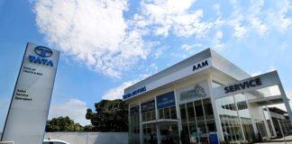 Dealer Tata Motors PT Aditi Aliansi Motor, Surabaya