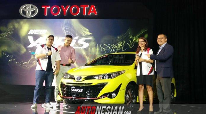 New Toyota Yaris TYCI