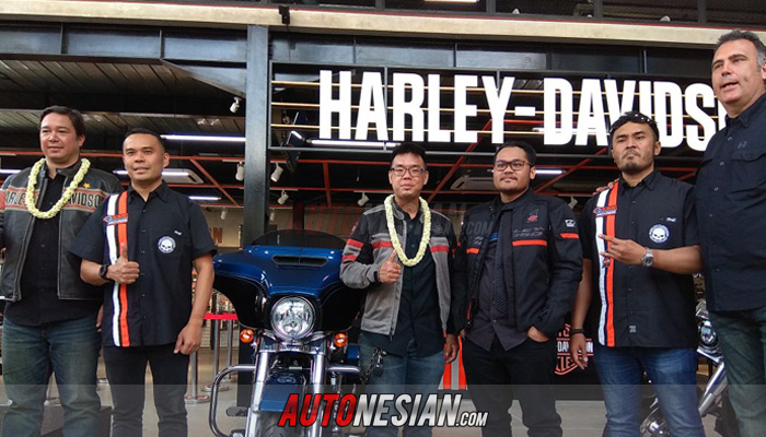 Harley Davidson Wastukencana Bandung