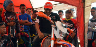 Viar Owner Cross Latihan Bersama