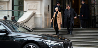 All-New BMW Seri 7 dalam Film Red Sparrow