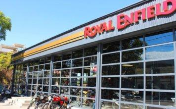 Gerai Pertama Royal Enfield di Argentina