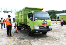 Hino Safety Driving Competition 2018 Bengkulu