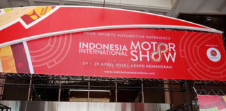 Indonesia International Motor Show 2018