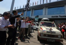 toyota owner club Beyond Beautiful Indonesia