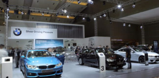 BMW Group Pavilion di IIMS 2018