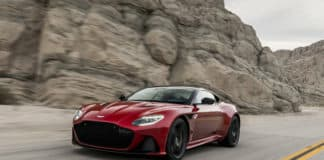 Aston Martin DBS Superleggera MY2019