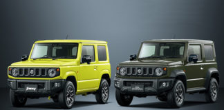 All-New Suzuki Jimny MY 2019