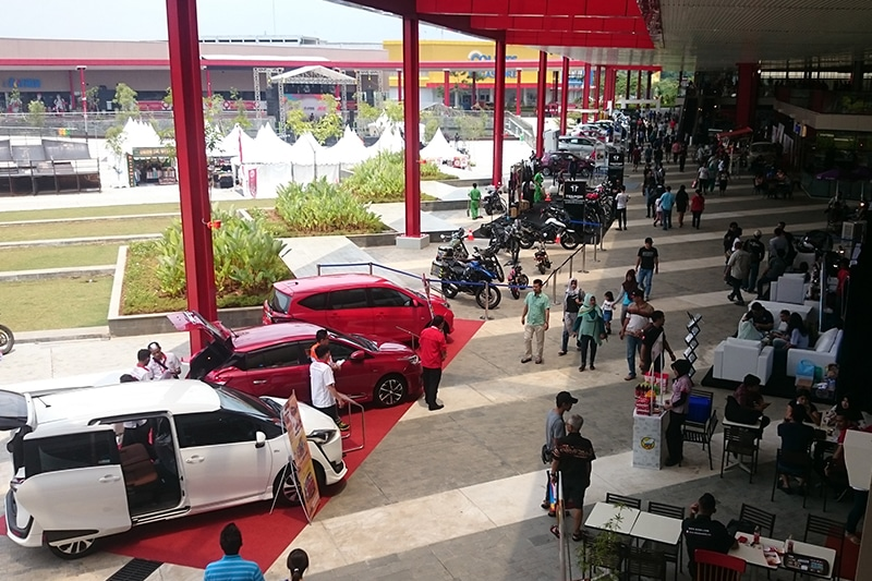 The 1st Indonesia Autovaganza