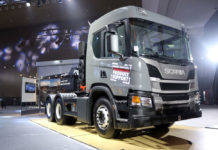 united tractors Scania New truck Generation