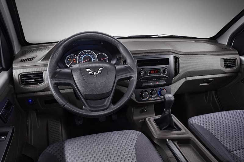 interior Wuling Rong Guang Mini Pickup