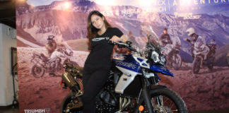 Triumph New Tiger 800 XCX Indonesia
