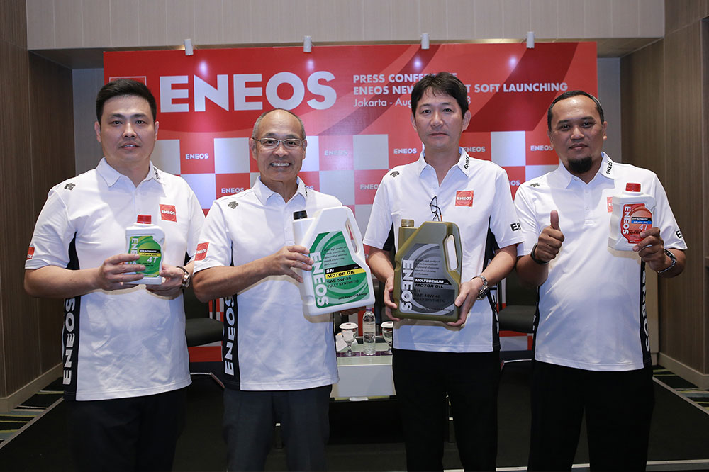 nippon oil indonesia, eneos