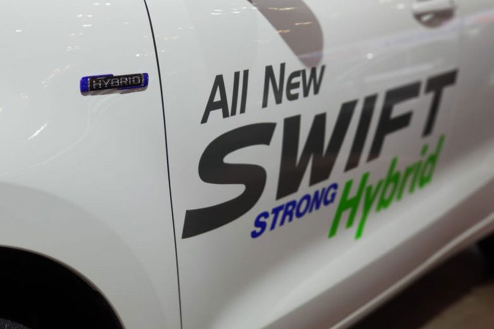 suzuki swift hybrid