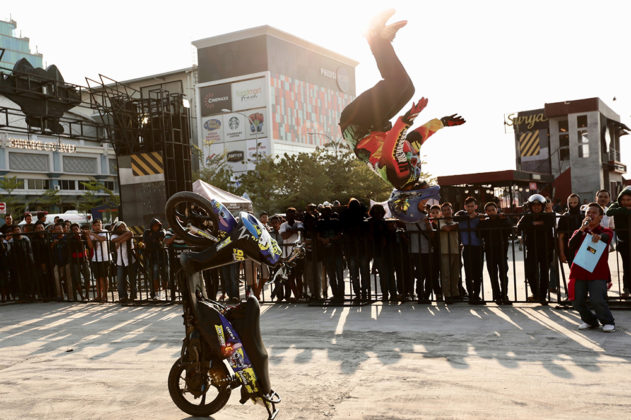 Suryanation Motorland Battle Makassar 2018