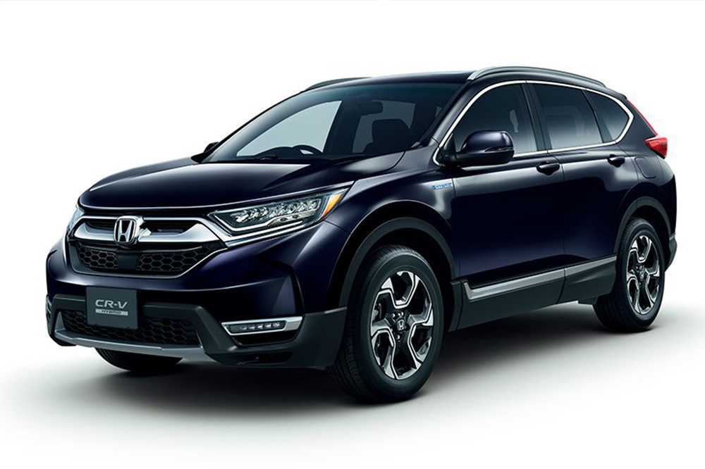 All-New honda CR-V Hybrid