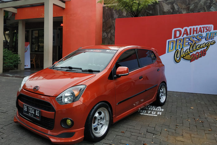 daihatsu Dress-up challenge manado 2018