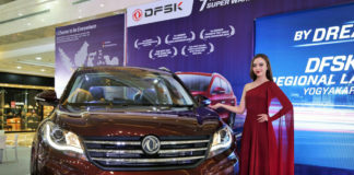 DFSK Glory 580 hadir dengan Super Warranty 7 year/150,000 km (7 Years worry free)