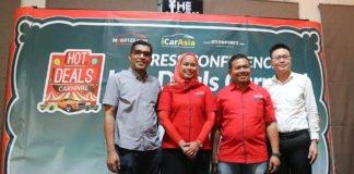 Pameran Mobil Bekas (MOBKAS) Hot Deals Carnival akan digelar pada 29 – 30 September 2018 di Scientia Square Park, Gading Serpong, Tangerang