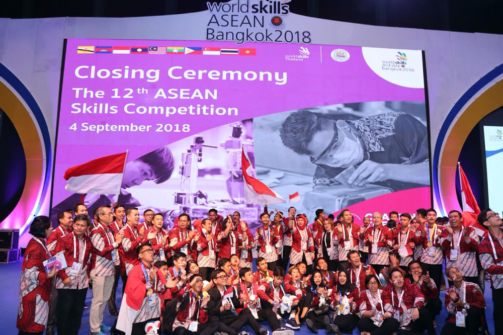 Asean Skill Competition (ASC) 2018