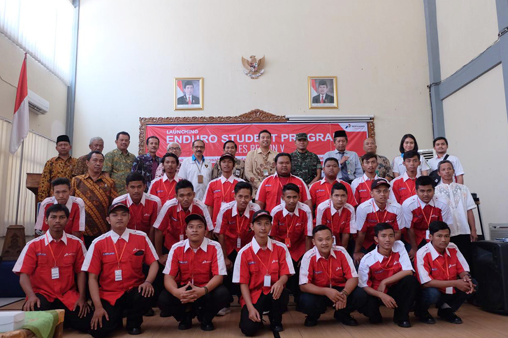Enduro Student Program Madiun