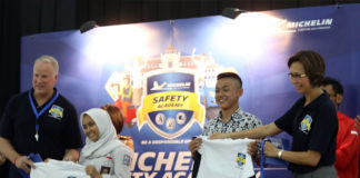 Michelin Safety Academy 2018