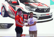 Honda Brio Virtual Modification